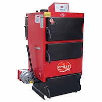 Cazan pe combustibil solid EKY3K-25 (29kW, 4cai) TURBO