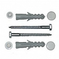 Set fixare WC  2pcs L 6 * 80