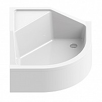 Shower tray ANGUS with seat