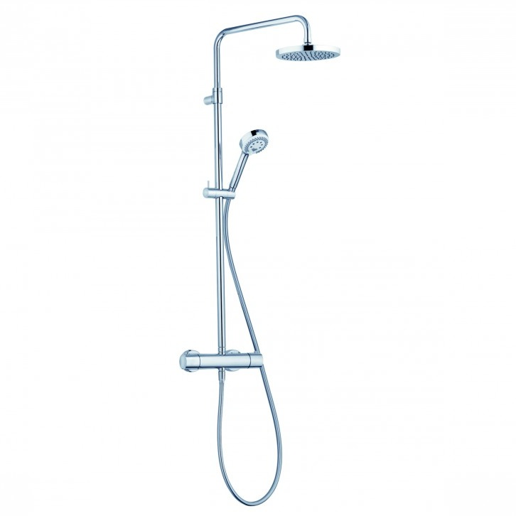 Baterie Kludi LOGO THERM dual shower system 68095